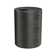Kingspan 3000L Round Steel Water Tank - 1500mm x 1860mm Night Sky