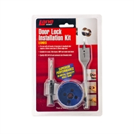 Lane Security 54mm Door Lock Installation Kit