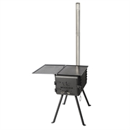 Wooshka Wood Fired Outdoor Stove