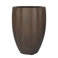 Lotus Collection 36 x 49cm Medium Rust Lightweight Pot