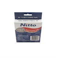 Nitto Denko 19mm x 10m No. 15 Self Fusing Tape