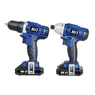 XU1 2 Piece Cordless Combo Kit