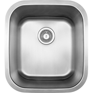 Abey 45L Stainless Steel Undermount Laundry Tub