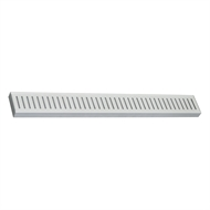 Kinetic 600mm Aluminium Floor Grate