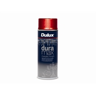 Dulux Duramax 325g Metallic Spray Paint - Metallic Red