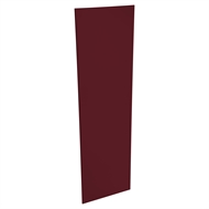 Kaboodle 600mm Seduction Red Modern Pantry Door