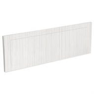 Kaboodle 800mm White Forest Country Slimline Door