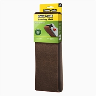 Flexovit 50 x 914mm 80 Grit Sanding Belt - 2 Pack