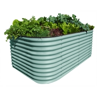 Birdies 2200 x 1300 x 740mm Pale Eucalypt 6-In-1 Raised Garden Bed