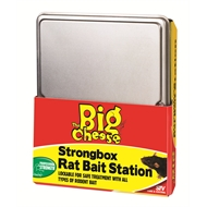 The Big Cheese Strongbox Rat Bait Station