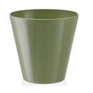 Eden 160 x 150mm Olive Estoril Self Watering Planter