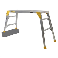 Gorilla 450mm Wide 150kg Industrial Work Platform