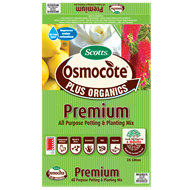 Osmocote Plus Organics 25L Premium Potting And Planting Mix