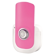 Click Pink Nightguard Rechargeable Light And Torch