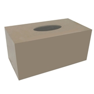 Boyle Large Craft Tissue Box