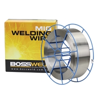 Bossweld 1.2mm 15.0kg Stainless Steel 316LSi MIG Wire