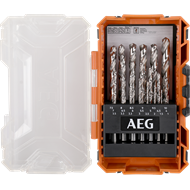 AEG 21 Piece HSS Drilling Set