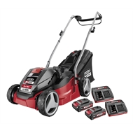 Ozito Power X Change 2 x 18V Cordless Mower Kit