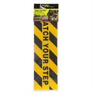 "Croc Grip 500 x 150mm ""Watch Your Step"" Anti-Slip XL Step"