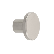 Prestige 30mm Brushed Nickel Round Knob