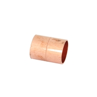 Kinetic 25mm Straight Copper Capillary Coupling