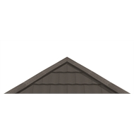 Monier Concrete Roof Barramundi Tile Ridge