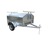 Trailers 2000 7 x 4ft Tradesmans Canopy