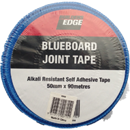 Builders Edge 50mm x 90m Alkali Resistant Render Fibre Cement Tape