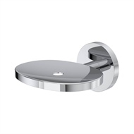 Caroma Chrome Liano Soap Holder