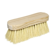 Oates White Fibre Fill Brickies Brush