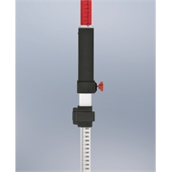 Bosch Professional 2.4m Cut And Fill Laser Level Rod