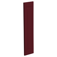 Kaboodle 150mm Heritage Cabinet Door   - Seduction Red