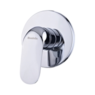 Mondella Chrome Rumba Shower Mixer
