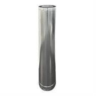 Scandia 1200mm Direct Vent Gas Flue