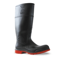 Bata Knee Length Steel Cap Safety Gumboots - Size 8