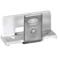 Cowdroy Wall Mount Guide Sliding Door Track Accessory