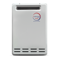 Chromagen Eternity Plus 26L Continuous Flow Hot Water Heater - LPG