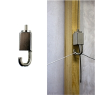 Gallery@Home Adjustable Hook - 2 Pack