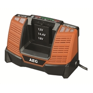 AEG 12-18V Dual Chemistry Smart Battery Charger