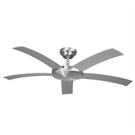 Hunter Pacific Brushed Aluminium Attitude Ceiling Fan