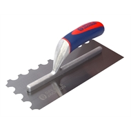 Spear & Jackson 280mm Notched Trowel