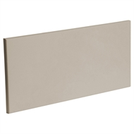 Kaboodle 600mm Modern 1 Drawer Panel - Shimmer Metallic