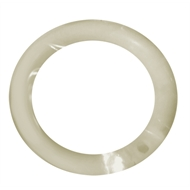 Windoware 25mm Curtain Rod Rings - 10 Pack