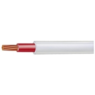 Olex 100m 1mm White Single Core Electrical Cable