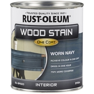 Rust-Oleum 946ml Worn Navy Wood Stain