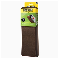 Flexovit 50 x 914mm 40 Grit Sanding Belt - 2 Pack