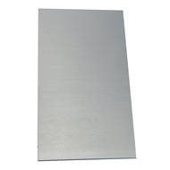 Metal Mate 0.5 x 300 x 900mm Plain Aluminium Sheet