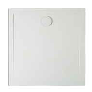 Estilo 900 x 900mm Square Shower Base