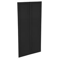 Kaboodle 900mm Luminess Metallic Heritage Pantry Doors - 2 Pack