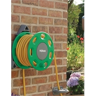 Hozelock 12mm x 15m Wall Mounted Hose Reel